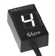 HEALTECH ELECTRONICS ヒールテックエレクトロニクス インジケーター GIpro-XT U01 ホワイト 限定色 LT-A700X KINGQUAD ATV 2005-2007