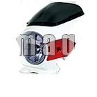 N PROJECT Nプロジェクト エヌプロジェクト ビキニカウル・バイザー ブラスターII エアロスクリーン カラー:パールフェイドレスホワイト(単色仕上げ) CB400SF HYPER VTEC SpecIII 04