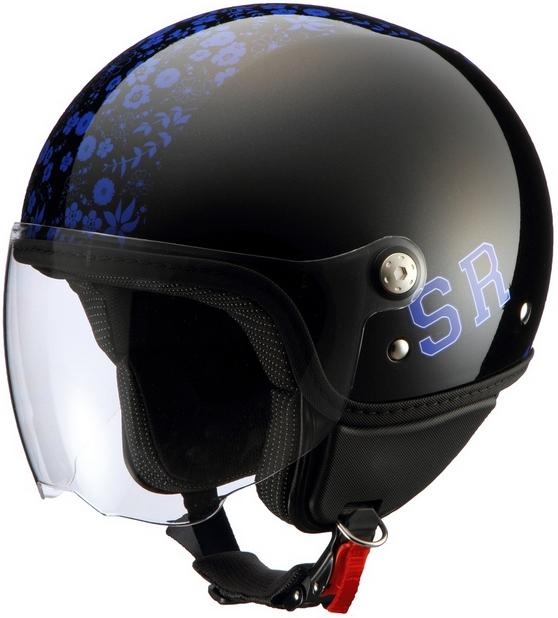 ライズ SugarRidez MOCO IVY ジェットヘルメット