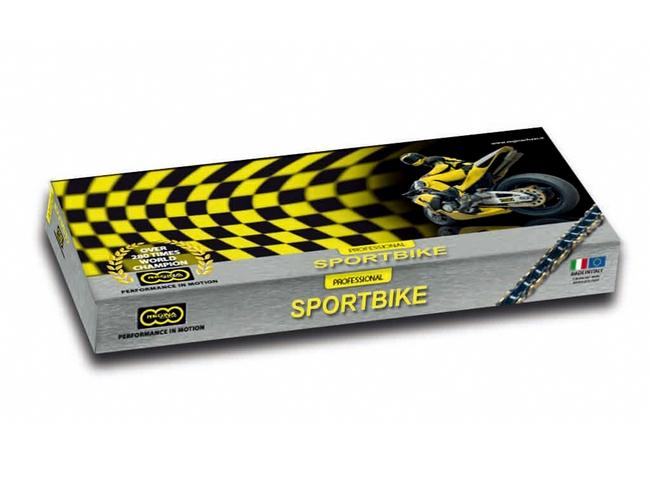 REGINA レジーナ スーパースポーツ ZRPシリーズ Zリングチェーン リンク数:100