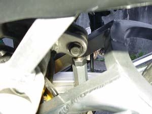 RADICAL ラジカル 車高調整関係 車高調ロッド RG400 RG500γ