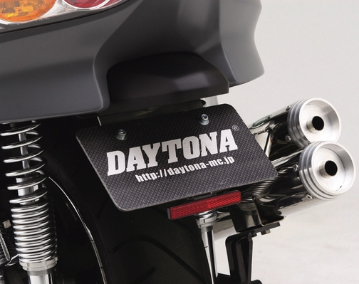 DAYTONA デイトナ フェンダーレスキット フォルツァ Z フォルツァ Z フォルツァ Z フォルツァ Z ABS フォルツァ Z ABS フォルツァ Z ABS フォルツァ(MF10) フォルツァ(MF10)