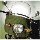 旭風防 af アサヒ風防 スクリーン No99スポーツウインドシールド 各社/パイプハンドル専用 50cc?750cc