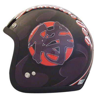 72JAM 72ジャム ジェットヘルメット samurai