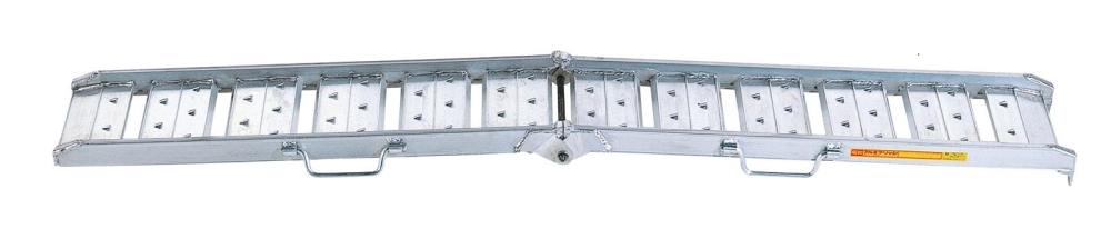 昭和ブリッジ SHOWA BRIDGE トランポ用品 BAWアルミラダーレール フレーム長:210cm/有効幅:25cm