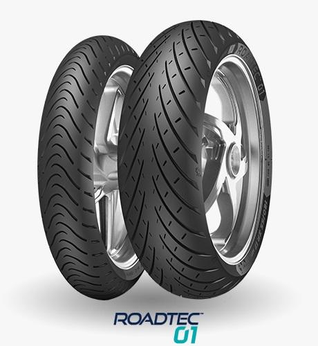 METZELER メッツラー ROADTEC 01【180/55 ZR 17 M/C(73W)TL】ロードテック タイヤ