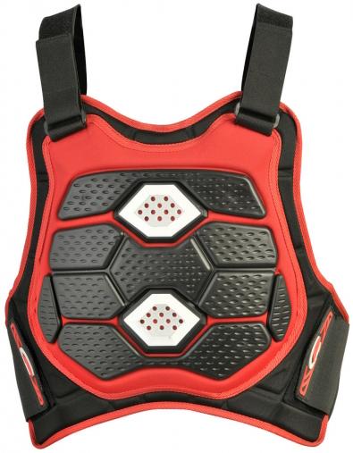 POLISPORT ポリスポーツ 胸部プロテクターチェストガード・ブレストガード プロテクト プラス 胸部プロテクター【PROTECT PLUS】 サイズ:S/M