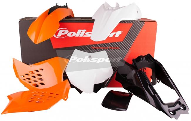 POLISPORT ポリスポーツ MXコンプリートキット(フルセット外装) 【MX COMPLETE KIT】 65 SX