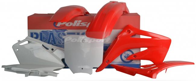 POLISPORT ポリスポーツ MX コンプリートキット (フルセット外装) CR 85R