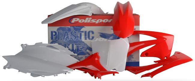 POLISPORT ポリスポーツ MX コンプリートキット (フルセット外装) CRF 250R CRF 450R