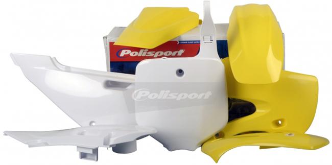 POLISPORT ポリスポーツ フルカウル・セット外装 MX コンプリートキット (フルセット外装) RM65
