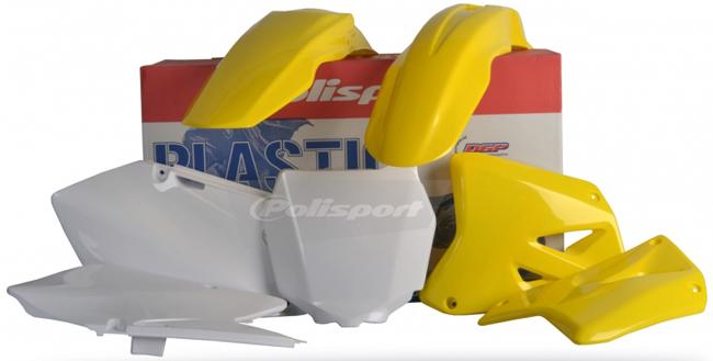 POLISPORT ポリスポーツ MX コンプリートキット (フルセット外装) RM 125 RM 250