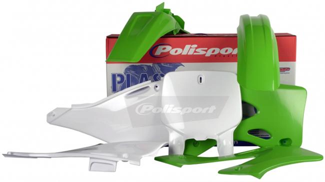 【在庫あり】POLISPORT ポリスポーツ フルカウル・セット外装 MX コンプリートキット (フルセット外装) KX125 KX250