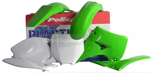【イベント開催中!】 POLISPORT ポリスポーツ フルカウル・セット外装 MX コンプリートキット (フルセット外装) KX125 KX250