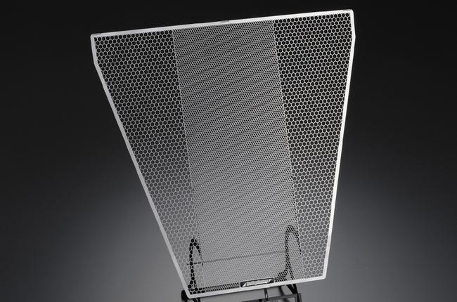 ETCHING FACTORY エッチングファクトリー コアガード CBR1000RR(06-07)用 ラジエターガード CBR1000RR