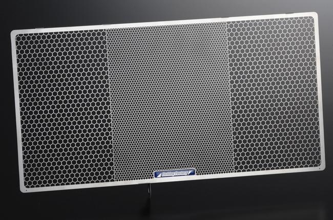 ETCHING FACTORY エッチングファクトリー コアガード Bandit1250F(10-)用 ラジエターガード バンディット1250F