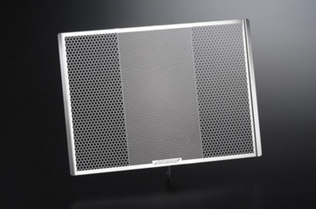 ETCHING FACTORY エッチングファクトリー GSX-R600(04-05)用 ラジエターガード GSX-R600