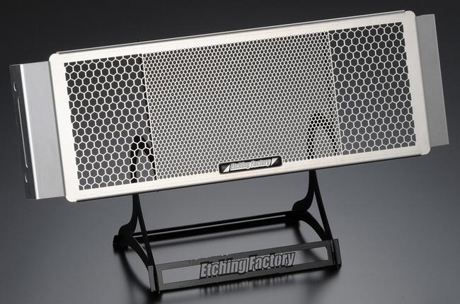 ETCHING FACTORY エッチングファクトリー XJR400用 オイルクーラーガード XJR400