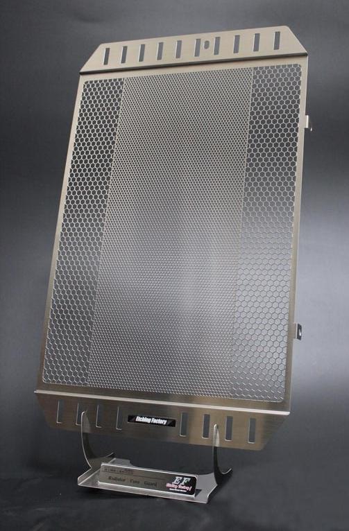 ETCHING FACTORY エッチングファクトリー M1800R用 ラジエターコアガード ブルバードM109R (イントルーダーM1800R/VZR1800)