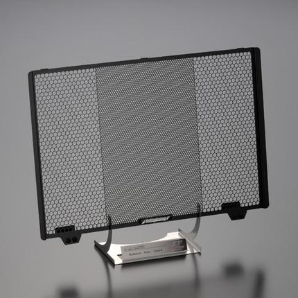 ETCHING FACTORY エッチングファクトリー MT-09/XSR900用 ラジエターコアガード 本体カラー:スーパーブラック MT-09 XSR900