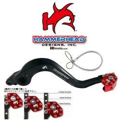 HammerHead ハマーヘッド リアブレーキペダル ローテーティングティップ CRF150R