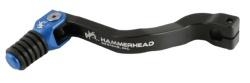 HammerHead ハマーヘッド ブレーキペダル・シフトペダル シフトペダル ラバーティップ オフセット:-5mm カラー:シルバー YZ85
