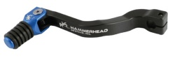 HammerHead ハマーヘッド ブレーキペダル・シフトペダル シフトペダル ラバーティップ オフセット:+15mm カラー:グリーン YZ125