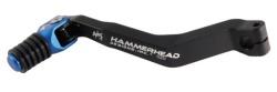 HammerHead ハマーヘッド ブレーキペダル・シフトペダル シフトペダル ラバーティップ オフセット:+5mm カラー:ブルー WR250F YZ250F