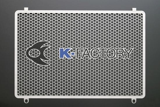 K-FACTORY Kファクトリー ケイファクトリー ラジエターコアガード タイプ:A ZRX1200 -09、ZRX1100