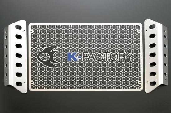 K-FACTORY Kファクトリー ケイファクトリー ラジエターコアガード タイプ:Aタイプ CB1000スーパーフォア(ビッグワン)