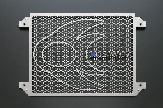 K-FACTORY Kファクトリー ラジエターコアガード V-MAX1200