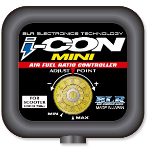 BLR ブルーライトニングレーシング i-CON MINI インジェクションコントローラー アドレスV125S