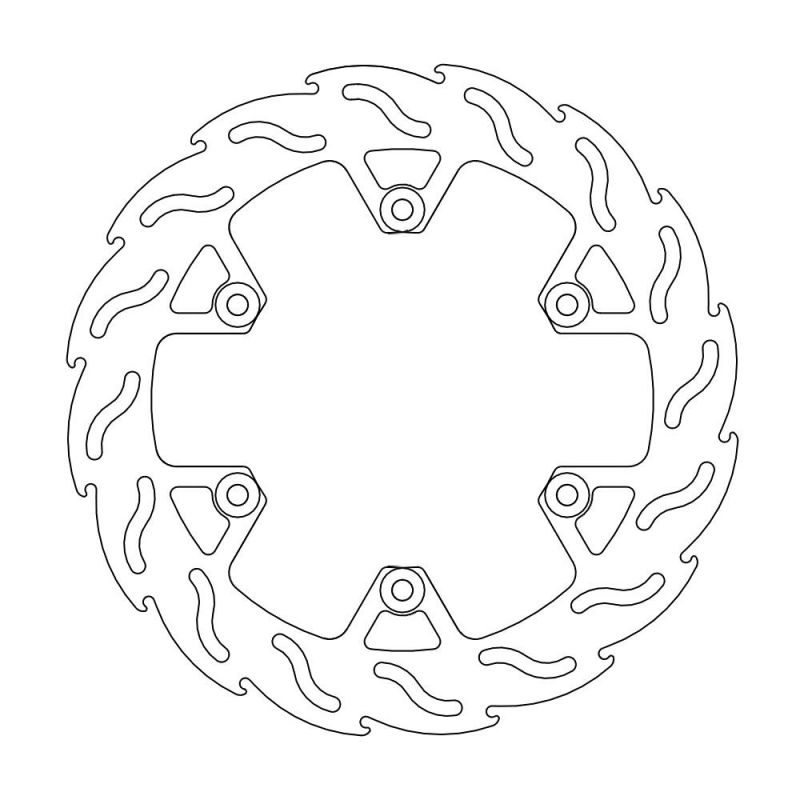 MOTOMASTER モトマスター リア フレイム ステンローター BT1100ブルドッグ FZS1000フェザー XJR1200 XJR1300 XJR1300 XJR1300 XJR1300