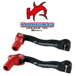 HammerHead ハマーヘッド ブレーキペダル・シフトペダル シフトペダル オフセット:+10mm カラー:レッド R1200GS