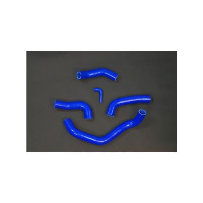 JPモトマート(デュラボルト) JP MotoMart(DURA-BOLT) フィッティング・ホース関連 シリコンラジエターホースキット カラー:ブルー MONSTER 01-03 MONSTER S4 01-03