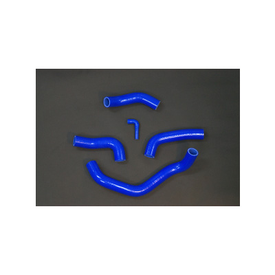 JPモトマート(デュラボルト) JP MotoMart(DURA-BOLT) フィッティング・ホース関連 シリコンラジエターホースキット カラー:ブルー MONSTER 05-06 MONSTER S4 R 05-06