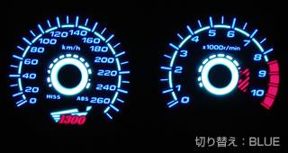 ODAX オダックス その他メーター関連 ELメーターパネル CB1300SF/ABS 06-09