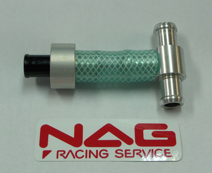 NAG racing service ナグレーシングサービス 減圧バルブ類 クランクケース内圧コントローラー Z1000 04