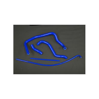 JPモトマート(デュラボルト) JP MotoMart(DURA-BOLT) フィッティング・ホース関連 シリコンラジエターホースキット カラー:ブルー GSX1300Rハヤブサ(08)