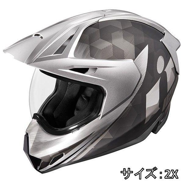ICON アイコン フルフェイス ヘルメット バイク HELMET VARIANT PRO ASCENSION バリアント プロ アセンション ヘルメット サイズ:2X