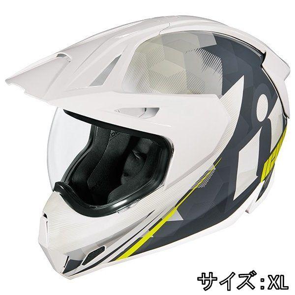 ICON アイコン フルフェイス ヘルメット バイク HELMET VARIANT PRO ASCENSION バリアント プロ アセンション ヘルメット サイズ:XL