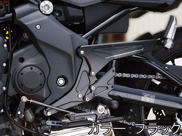 【在庫あり】BABYFACE ベビーフェイス タンデムブラケット Ninja 650 ニンジャ400R (-2013)