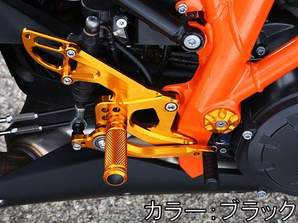 BABYFACE ベビーフェイス バックステップキット 1290 SUPER DUKE GT