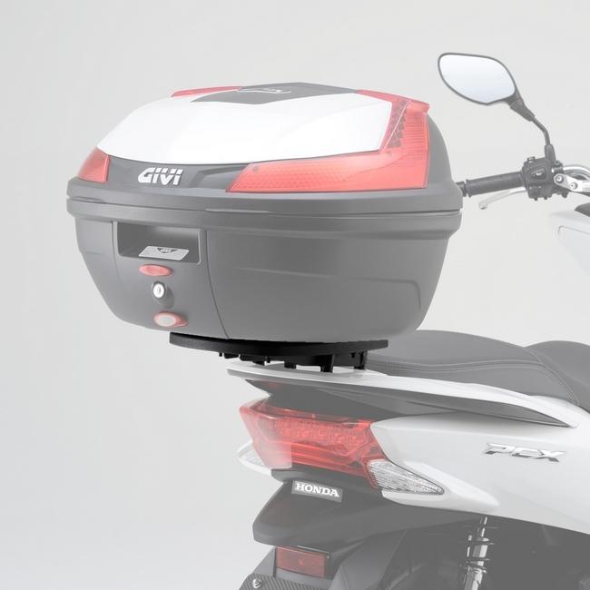 GIVI ジビ バッグ・ボックス類取り付けステー スペシャルキャリア [SR1136] PCX125 PCX150