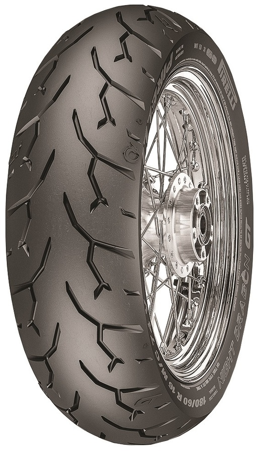 PIRELLI ピレリ NIGHT DRAGON GT【130/90 B16 M/C 73H TL REINF】ナイトドラゴン GT タイヤ