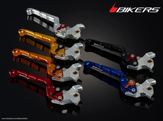 BIKERS バイカーズ フォールディングアジャスタブル ブレーキレバー YZF-R15