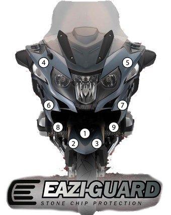 EAZI-GUARD イージーガード 車種別ストーンチッププロテクションフィルム R1200RT