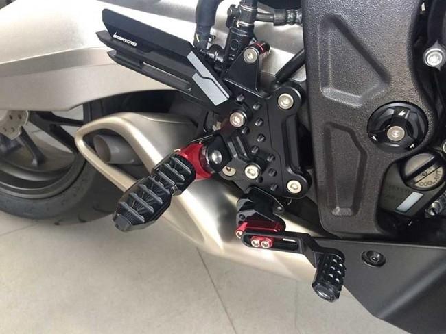 【イベント開催中!】 BIKERS バイカーズ バックステップ リアセット CB650F CBR650F