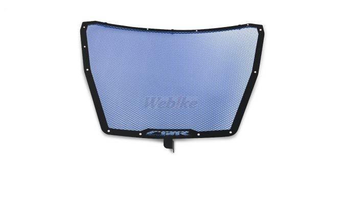 Dimotiv ディモーティヴ コアガード ラジエーターガードスタンダード(Radiator Guard - Standard) カラー:Blue CBR1000 RR 2015-2016