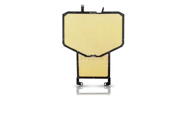 Dimotiv ディモーティヴ コアガード ラジエーターガードスタンダード(Radiator Guard - Standard) カラー:Gold X-ADV